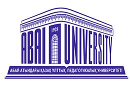 Abay Kazak Milli Pedagoji Üniversitesi Logo